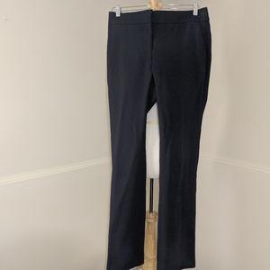 J. Crew Navy Edie trouser four-season stretch